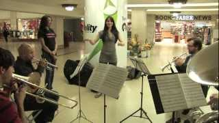 Black Pearl Chamber Orchestra - pop-up iConduct performance