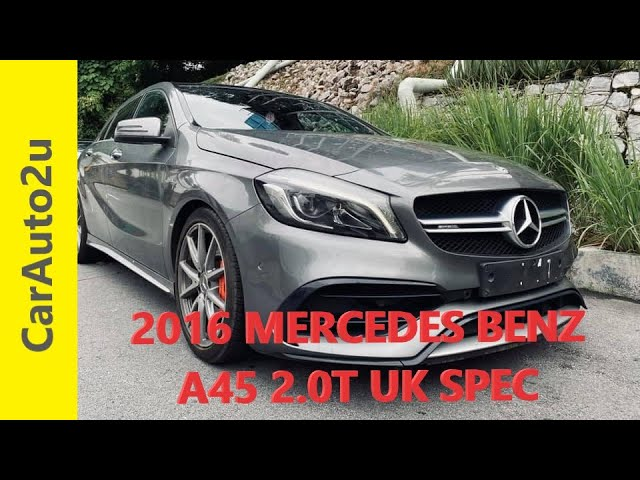 2016 MERCEDES BENZ A45 2.0T UK SPEC RM254,000