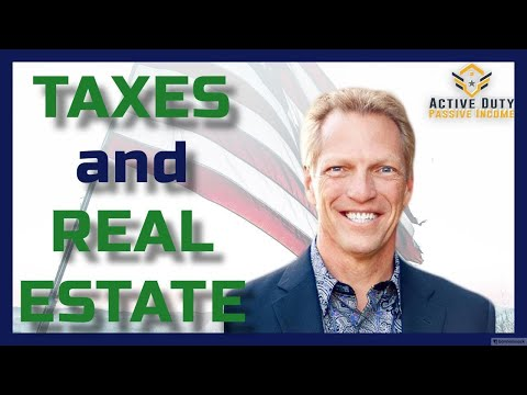 Taxes and Real Estate with Tom Wheelwright, CPA