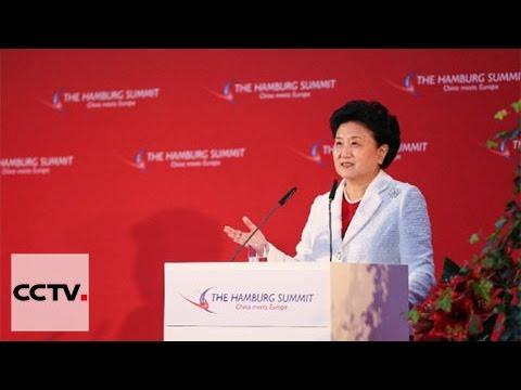 China-EU officials to deepen economic & trade cooperation