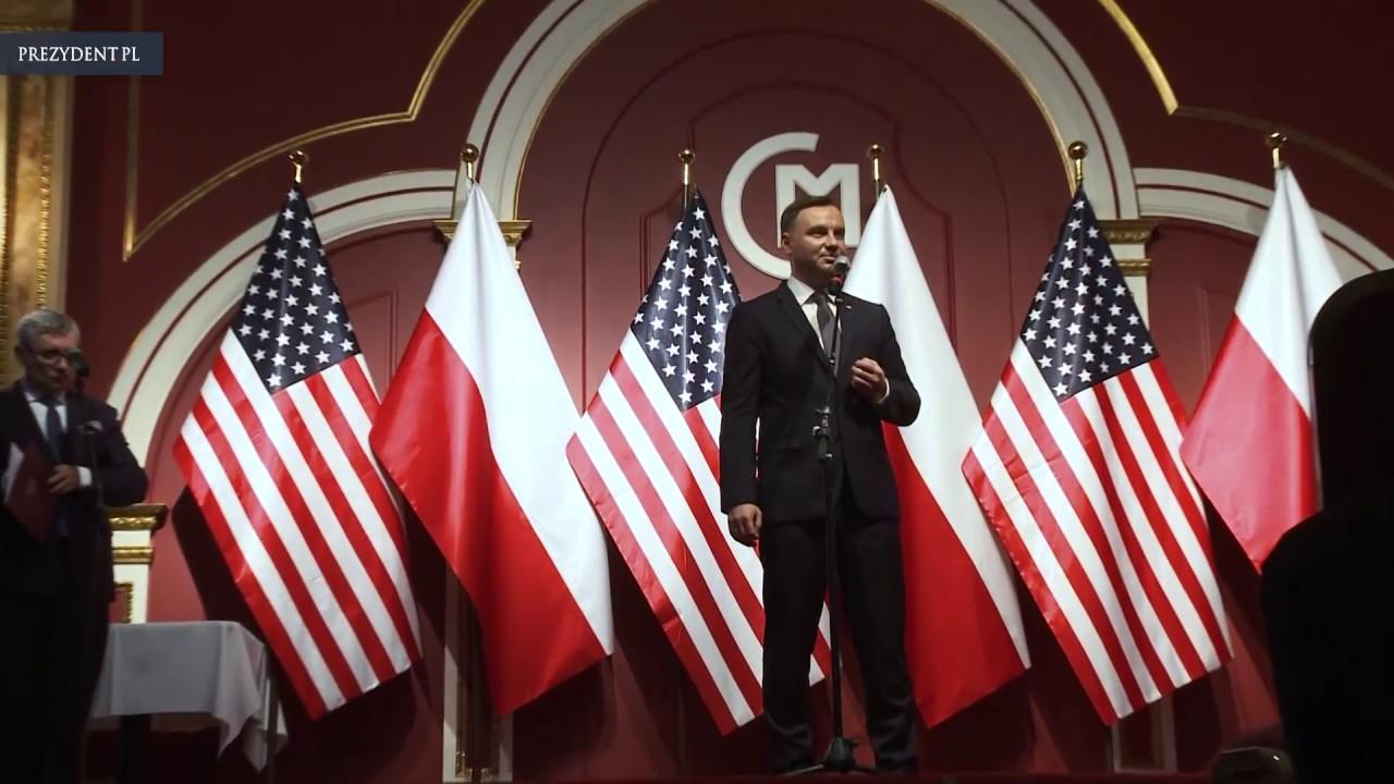 Spotkanie Prezydenta RP z Polonią w Wallington w stanie New Jersey