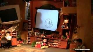 How to Draw Oswald The Lucky Rabbit - Disneyland California Adventure