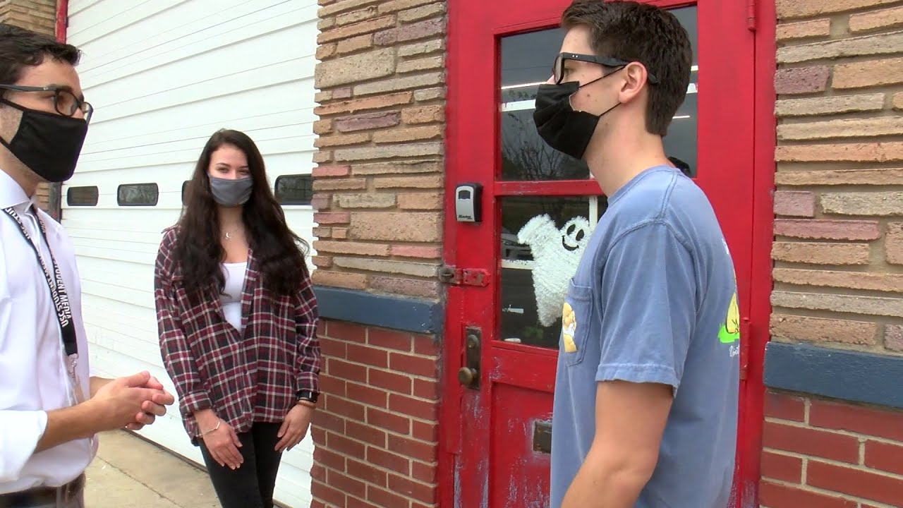 USC Club Serves at Local Animal Rescue Shelter | SGTV News 4