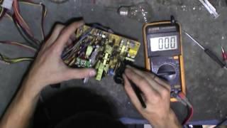 Ремонт компьютерного блока питание FSP