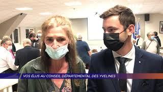 Yvelines | Vos élus au Conseil Départemental des Yvelines