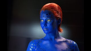 Mystique (Jennifer Lawrence) - All Scenes Powers | X-Men Movies Universe
