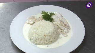"""خاص- طبق""""دجاج بالفطر والكريمة"""" شهي ولذيذمع الشيف محمد عبد المنعم"""