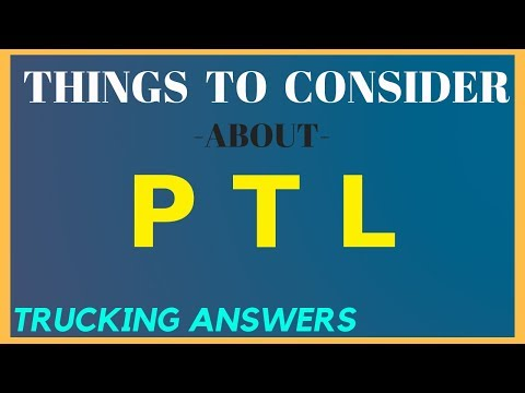 Company Of The Week PTL | Trucking Answers