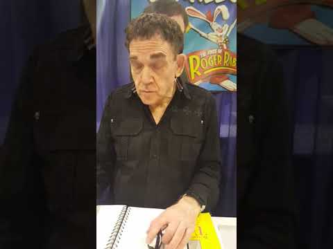 Exclusive  with Charles Fleischer Roger Rabbit
