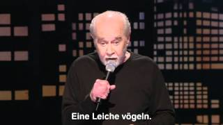 George Carlin - Extreme Human Behaviour (dt. untertitelt)