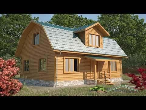 Продается самый необычный дом в Красноярске