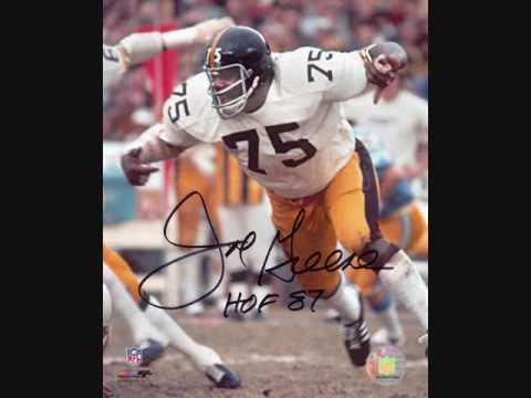 "Steelers Hall of Famers: ""Mean"" Joe Greene"