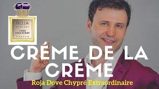 New ROJA DOVE Parfums Chypré Extraordinaire REVIEW | MAX FORTI