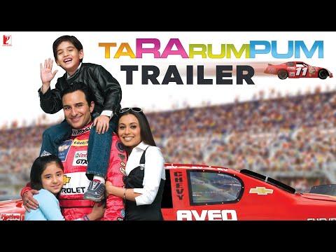 Ta Ra Rum Pum Trailer Saif Ali Khan Rani Mukerji Jaaved