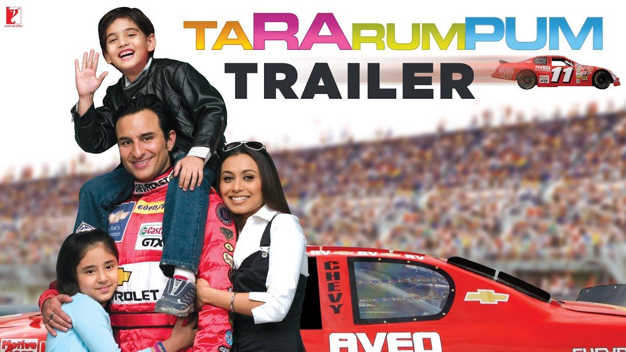 Download Ta Ra Rum Pum   Official Trailer   Saif Ali Khan   Rani Mukerji   Jaaved Jaafery