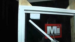 MI Windows and Doors How To Video: Changing Fixed Top Glass