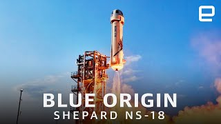 Blue Origin launches William Shatner into space: Watch LIVE