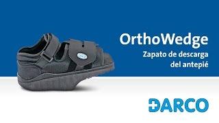 OrthoWedge Zapato de descarga del antepié