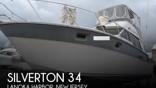 Used 1987 Silverton 34 For Sale In Lanoka Harbor, New Jersey