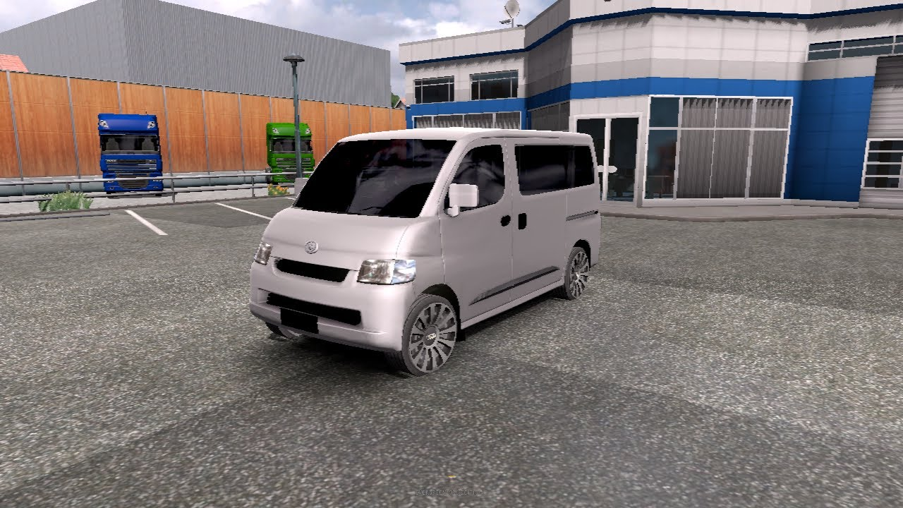 Review  Daihatsu  U0026quot Grand Max U0026quot  I Ets2 Mods
