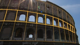 Colosseum Building Blocks | NOVA