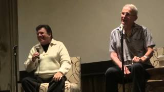 "ROBERT CONRAD ""Black Sheep Squadron"" Q&A @ Hollywood Show 1.12.13 + LARRY MANETTI"