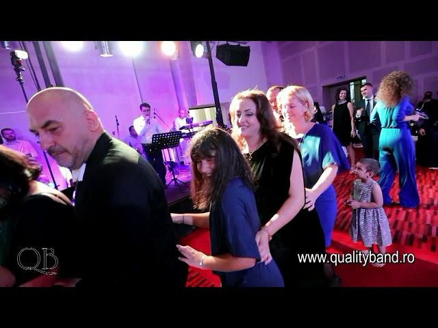 Program nunta Quality Band la Novotel 2017 - Cover Band