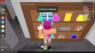 Roblox- How to Get rid of Cobwebs in Hogwarts