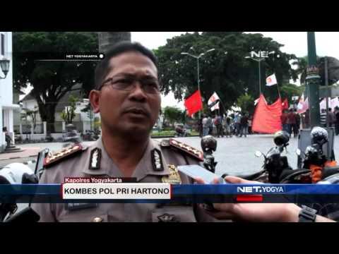 NET YOGYA - Polisi Buat Sketsa Wajah Pelaku Teror Penyayatan