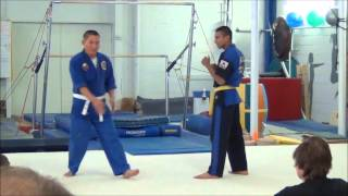 HAPKIDO VS KARATE