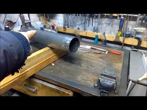 Come costruire una stufa pirolitica per stunning rocket for Bruciatore a pirolisi