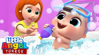 Bıcı Bıcı, Banyo Zamanı | Mikropları Yok Et | En Güzel Çocuk Şarkıları | Can Bebek - Little Angel