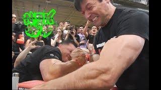 "Devon ""NO LIMITS"" Larratt vs Marcio ""PRIMAL"" Barbosa | RAW FULL HD"