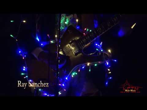 Raton NM lights its Christmas Tree and Electric Lights Parade 11-26-16
