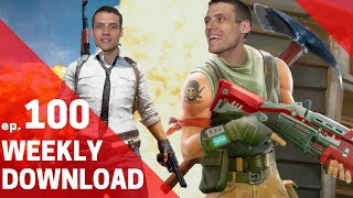 PUBG vs Fortnite, Google Gaming Console, Halo TV Series! -- Weekly Download #100