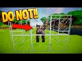 DO NOT RELEASE THIS COW IF YOU'RE SMART! (Minecraft Trolling)