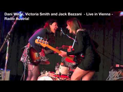 Blues Artist Dani Wilde live in Vienna - Radio Austria - 'Deeper Than Black'