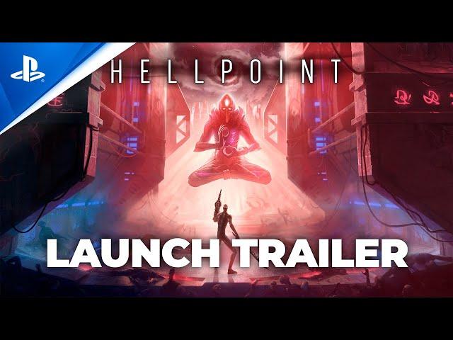 Hellpoint - LaunchTrailer | PS4