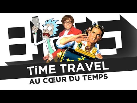 Time Travel, Au Coeur Du Temps - BiTS - ARTE