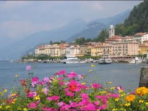 italie lac de come le romantique village de bellagio youtube. Black Bedroom Furniture Sets. Home Design Ideas