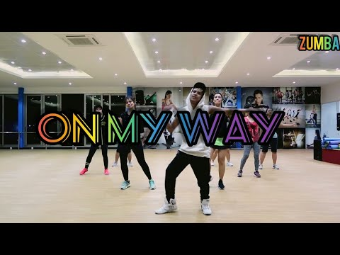 Alan Walker - On My Way Ft. Sabrina Carpenter, Farruko || ZUMBA || DANCE || FITNESS || At Balikpapan