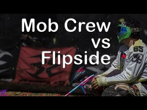 Mob Crew vs Flipside - NEPL Event 1 (RAW footage)