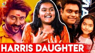 harris-jayaraj-daughter-nikitha-i-suriya-s-kaappaan---vinnil-vinmeen-song