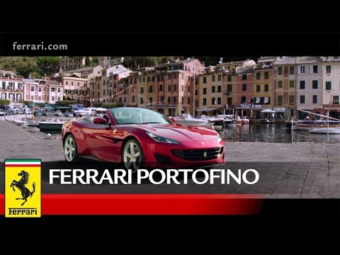 Ferrari Portofino - Official Video