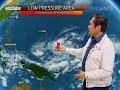 LPA Sa Silangan Ng Mindanao, Sa Biyernes Posibleng Pumasok Ng Philippine Area Of Responsibility