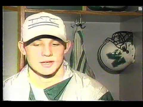 Marshall Thundering Herd 1995 championship game preview Pt2