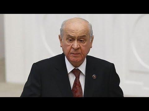MHP Genel Başkanı Bahçeli Devlete Ve Millete Kıyanları Asla Affetmeyelim