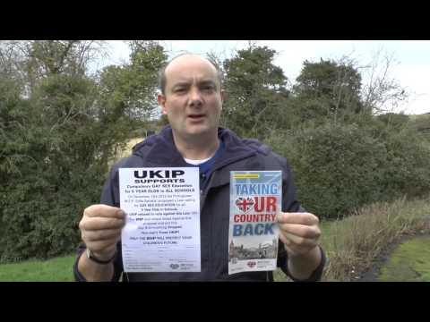 Carl Mason talks about UKIP