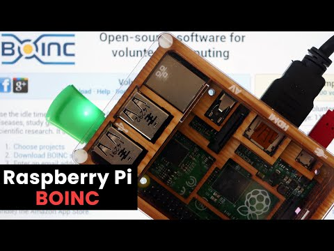 Raspberry Pi BOINC Tutorial