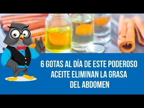 6 Gotas Al Día De Este Poderoso Aceite Eliminan La Grasa Del Abdomen